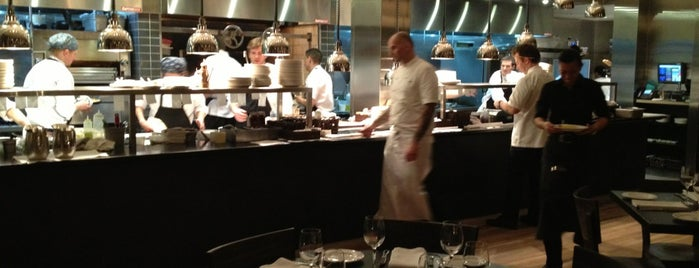 Burch Steak & Pizza Bar is one of Sea to Table Chef Partners.