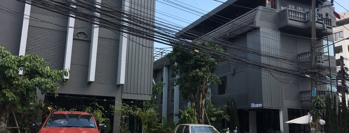 Shane Hotel is one of Chiang Mai To Do.