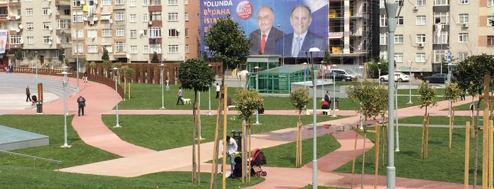 Güngören Park is one of Kuyumcu.