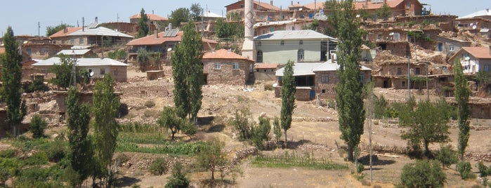 Yukarı Eşenler Köyü is one of Haznedar Mücevher.
