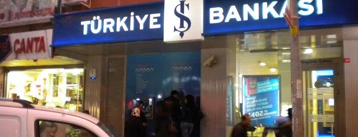 İş Bankası Güngören Şubesi is one of Haznedar Mücevher.