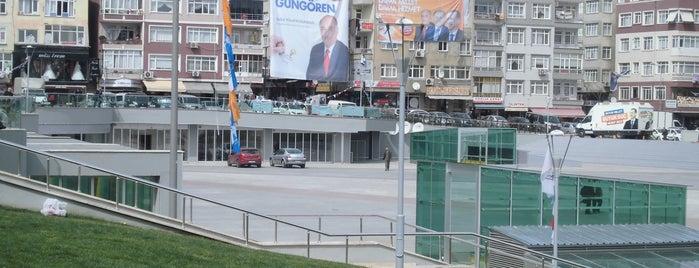 Güngören Park is one of Haznedar Mücevher.