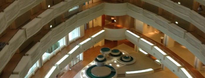 ANA InterContinental Manza Beach Resort is one of Okinawa.