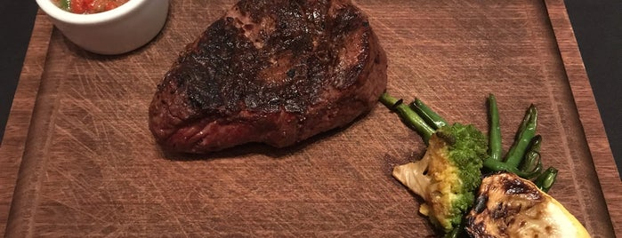 Buenos Aires Grill is one of Meat Meat.