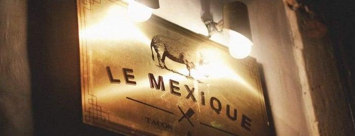 Le Mexique is one of Places 2!.