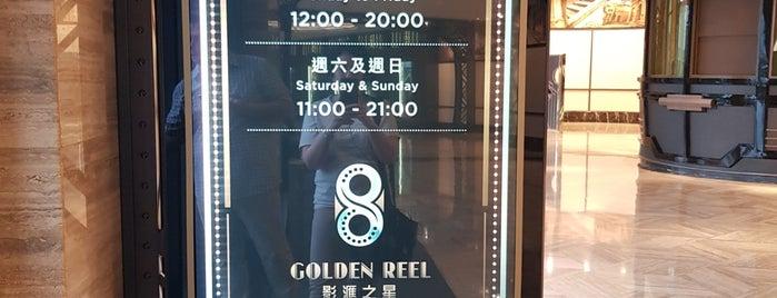 Golden Reel is one of macau.