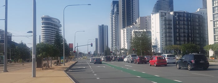 Broadbeach South Station is one of [todo] Gold Coast.