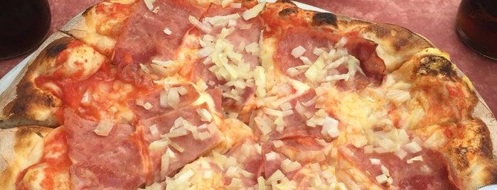 Pizzeria Da Angelo is one of Locais curtidos por Thomas.
