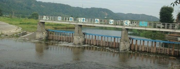 羽村取水堰 is one of サイクリング大好き♥.