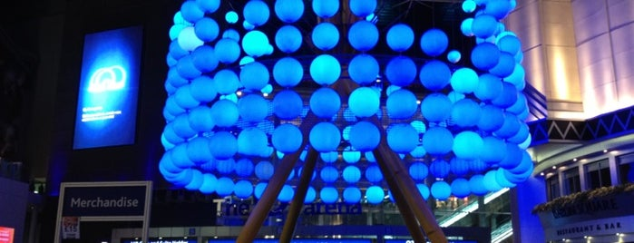 The O2 Arena is one of London Favorites.