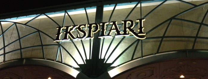 IKSPIARI is one of Bart's Liked Places.
