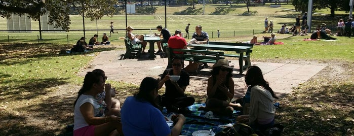 Gather On The Green is one of Cafe's.