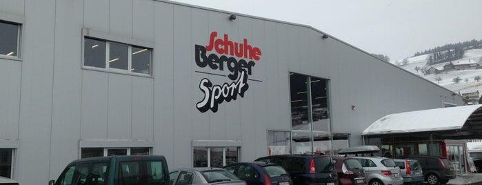 Berger Schuhe Sport is one of Lieux qui ont plu à Dasha.