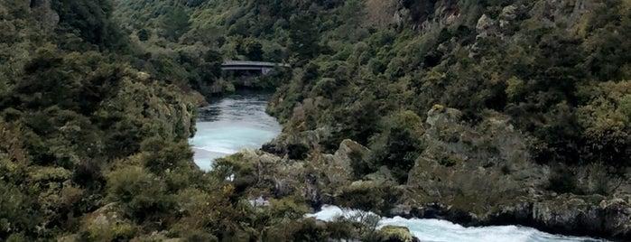 Aratiatia Rapids is one of New Zealand.