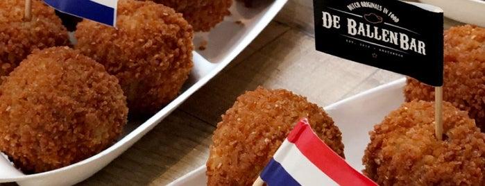 De BallenBar is one of Amsterdam.