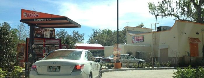 Dunkin' is one of Orte, die Dawn gefallen.