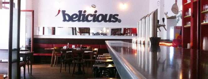 belicious is one of Die besten Burger in München.