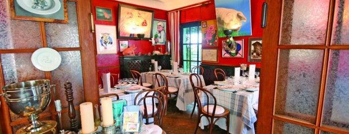 Rosa Bistro is one of PRINZ-Tipps Frankfurt.