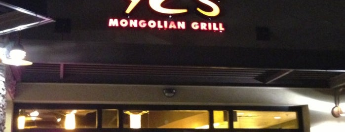 YC's Mongolian Grill is one of Locais curtidos por Marianna.