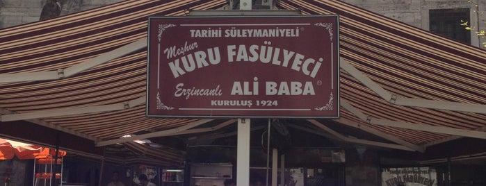 Tarihi Süleymaniyeli Meşhur Kuru Fasülyeci Erzincanlı Ali Baba is one of Istanbul Culinary Adventures.