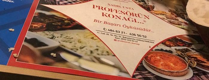 Profesörün Konağı is one of Tempat yang Disukai Beril.