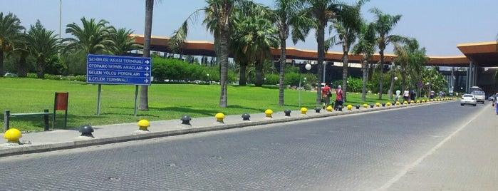 Antalya Şehirler Arası Otobüs Terminali is one of Gizem.