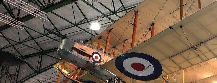 RAF Museum London is one of Alex : понравившиеся места.