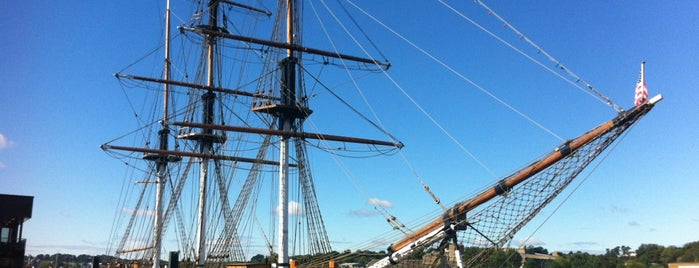 Dunbrody Famine Ship & Irish Emigrant Experience is one of In Dublin's Fair City (& Beyond).