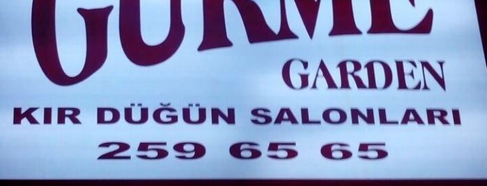 Gurme Garden is one of IZMIR & ISTANBUL - TURKEY.
