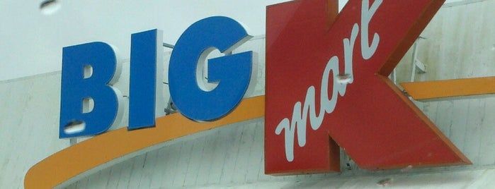 Kmart is one of Cece's Places-2.