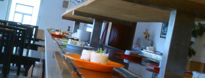 Gingko Sushi Bar is one of Sushi.