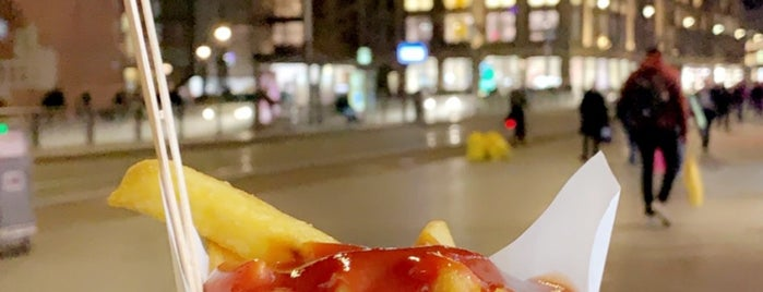 Vlaamse Frites is one of Hup Hup Holland.