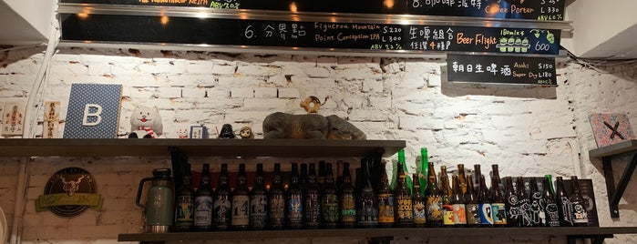 BeerCat is one of Taipei list.