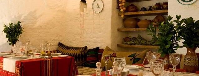 Баба Марта is one of Лучшие национальные кафе.
