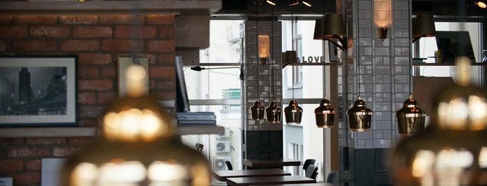 6 новых ресторанов Москвы