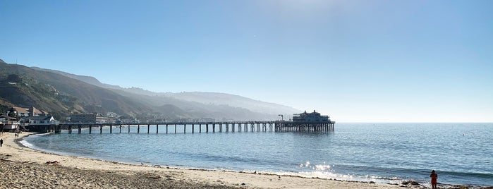 Malibu Pier is one of Los Angles 🇺🇸.