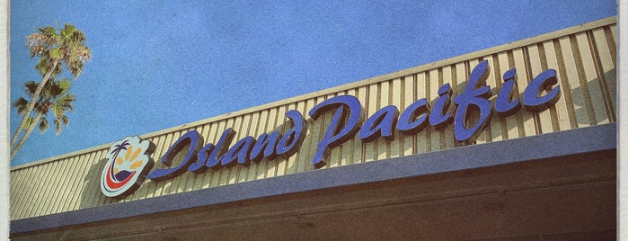 Island Pacific Supermarket is one of Markets.