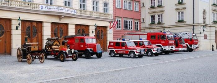 Wiener Feuerwehrmuseum is one of TD.