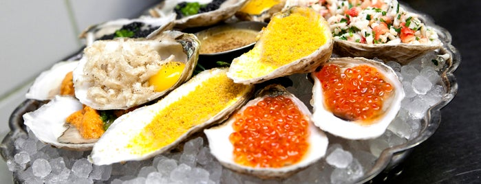 Extra Fancy is one of Oyster happy hour.