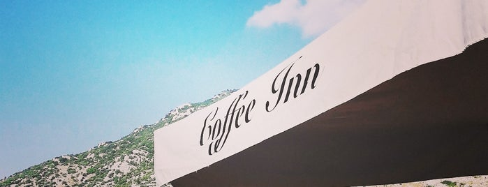 Coffee Inn is one of Orte, die şahin gefallen.