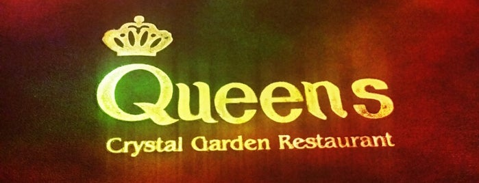 Queens Crystal Garden Restaurant is one of PH vegan places.