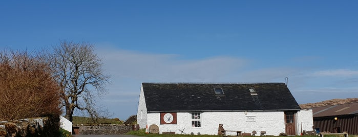 Persabus Pottery And Ceramic Cafe is one of Isle of Islay.