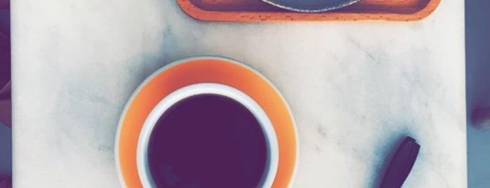 Brewhèmian Coffee is one of Eastern b4.