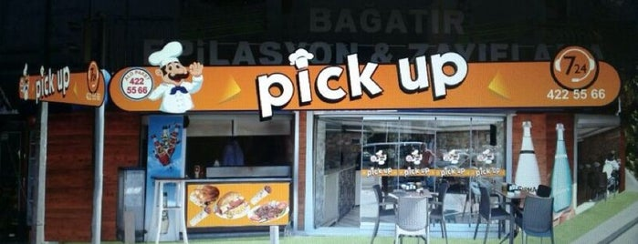 Pick Up Alsancak is one of สถานที่ที่ Yok ถูกใจ.