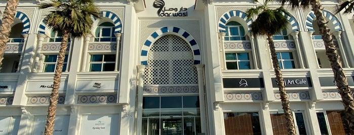 Dar Al Wasl is one of Dubai.
