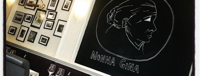 Nonna Gina is one of Tempat yang Disukai Pepe.