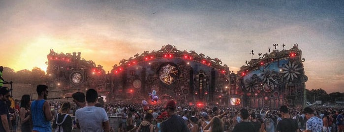 Tomorrowland Brasil is one of Posti che sono piaciuti a Luis Rafael.