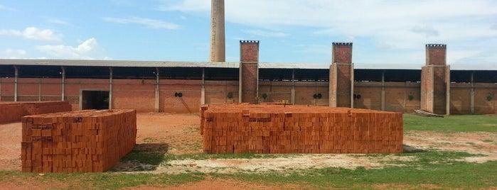 Cerâmica Santa Vitória Ltda is one of Lieux qui ont plu à Edgar.