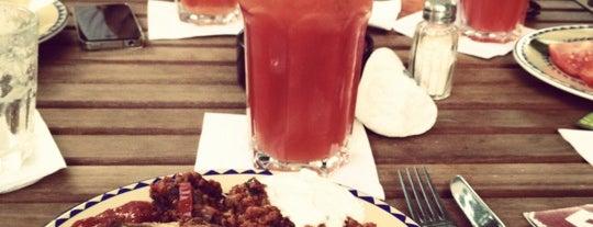 Enchilada is one of Restaurants.