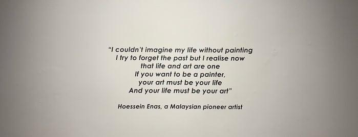 Bank Negara Malaysia Gallery, BNM is one of malaysia/KL.
